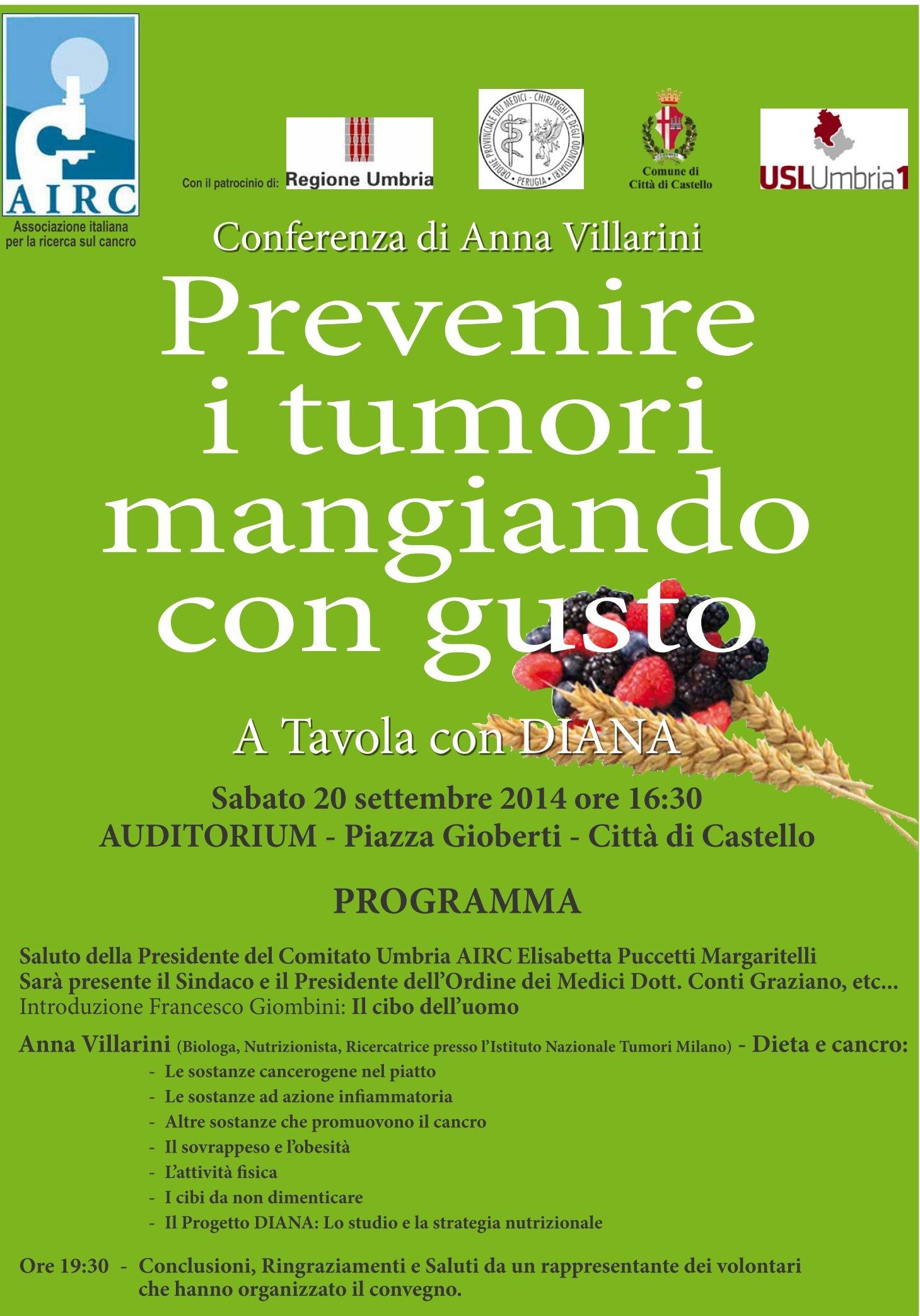 Prevenire i tumori mangiando con gusto - Prevenire in cucina mangiando con gusto ...