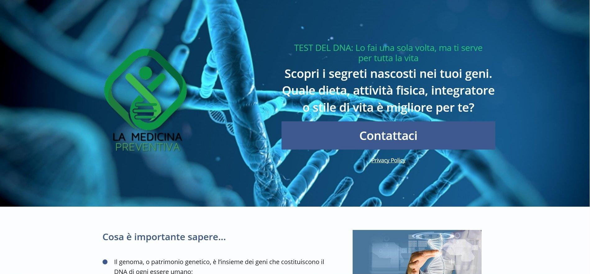 Scopri i segreti nascosti nei tuoi geni